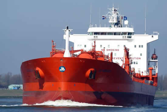 Jo to sell tanker fleet to Stolt